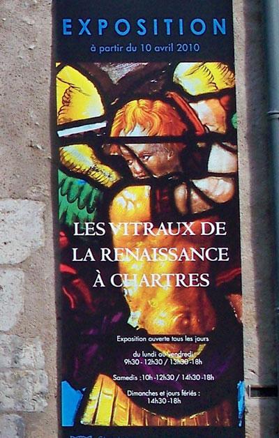 Vitraux de La Renaissance - Chartres