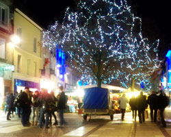 Christmas in Chartres