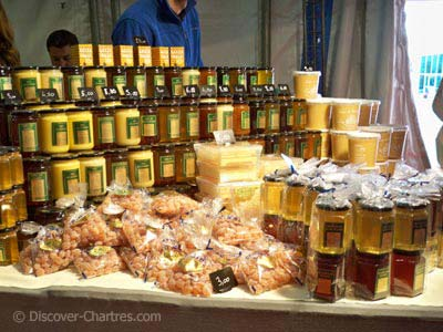 Artisanales de Chartres - Honey