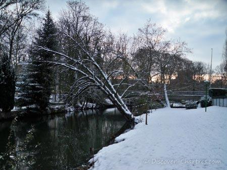 Snow Bords de L'Eure