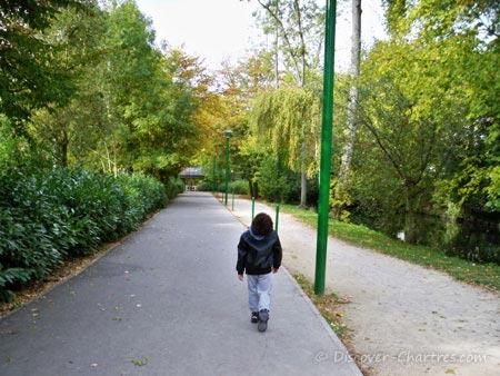 Promenade des Bords de L'Eure