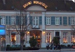 Grand Monarque Hotel Chartres
