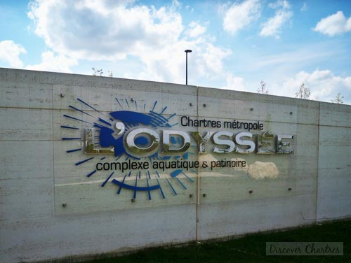 Chartres Aquatic Center and Ice Rank - L'Odyssee