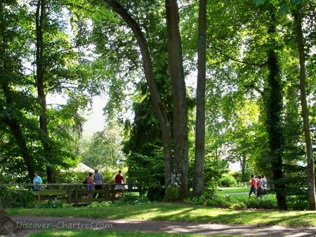 Summer time - Parc des Bords de L'Eure, Chartres