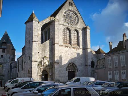 St. Aignan church, Chartres