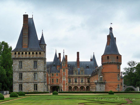 Maintenon castle
