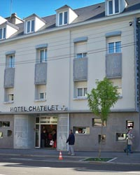 Chatelet Hotel Chartres