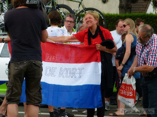 Netherlands TDF supporters