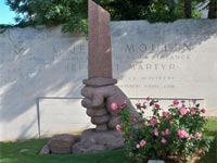 Monument Jean Moulin