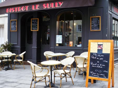 Bistrot Le Sully - Chartres
