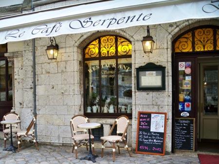Le Café Serpente Restaurant - Chartres