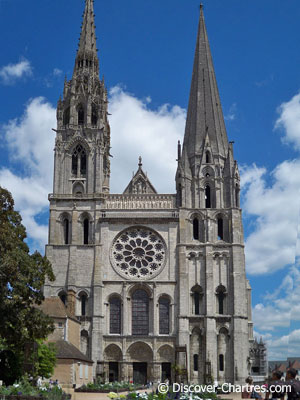 Chartres cathdral