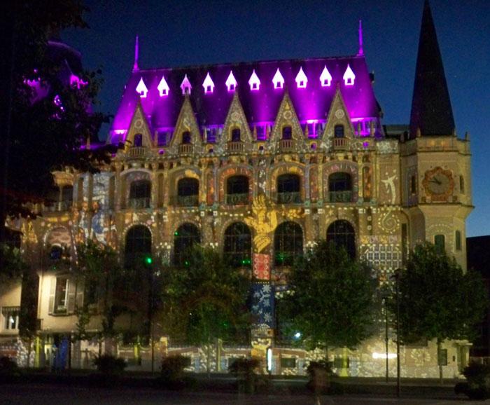 Mediatheque de Chartres