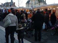 Foire Saint Andre - Chartres