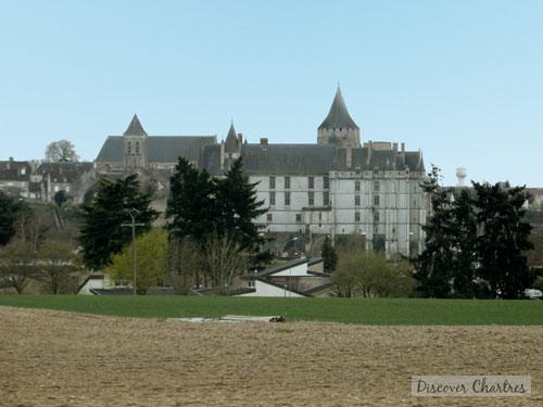 Chateau du Chateudun