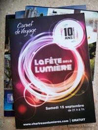 Lights Festival Travelogue