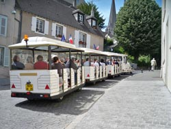 The little tourist train