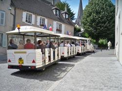 The little tourist train