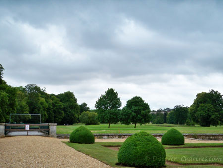 Maintenon Castle Golf Course