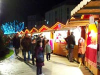 Christmas Market in Chartres