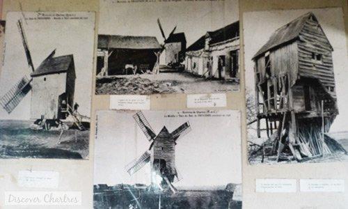 Moulin Pelard in the past