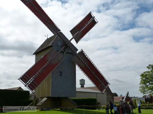 Moulin Pelard as seen nowadays