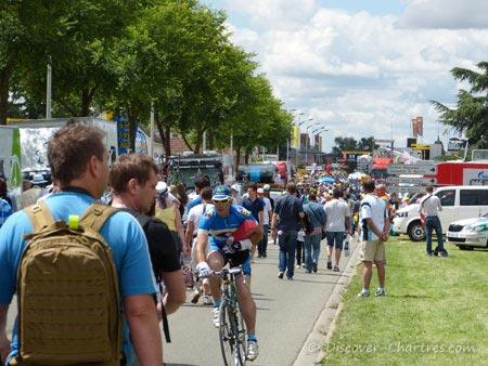 Tour de France - After The Finish Line
